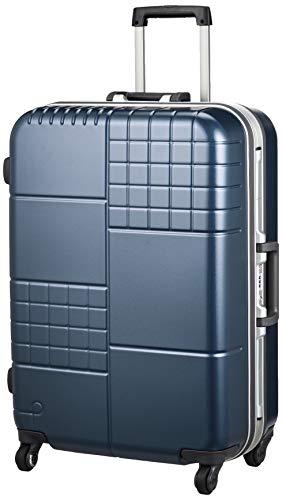 [プロテカ] スーツケース ブロックパック サイレントキャスター ハンガー付 70L 63 cm 4.5kg 28 cm 4500kg ブルーグレー
