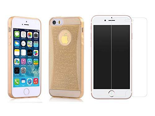 NOVAGO - Compatible con iPhone 6 iPhone 6S Combo 1 cristal templado...