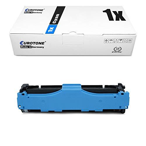 1x Eurotone kompatibler Toner für HP Laserjet Pro 400 Color M 451 475 dw nw DN ersetzt CE411A 305A