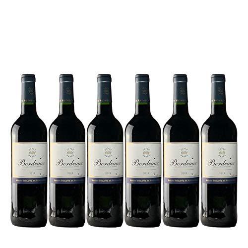 Rotwein Frankreich Bordeaux Baron Philippe de Rothschild trocken - 6x0,75L