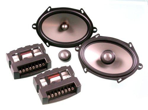 Diamond Audio D673a 5x7 / 6x8 Convertible Component Speaker System