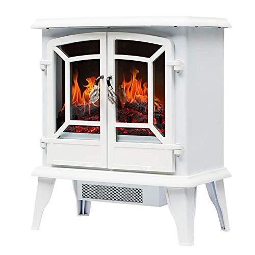 estufa electrica imitacion a leña fabricante GHJNB