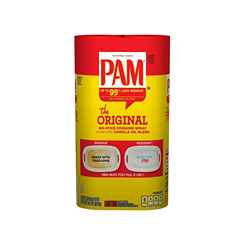 PAM Original Cooking Spray (12 oz. can, 2 pk.) (pack of 2)