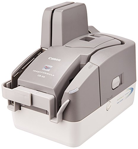 For Sale! Canon 5367B002 imageFORMULA CR-50 Check Transport Scanner (Certified Refurbished)
