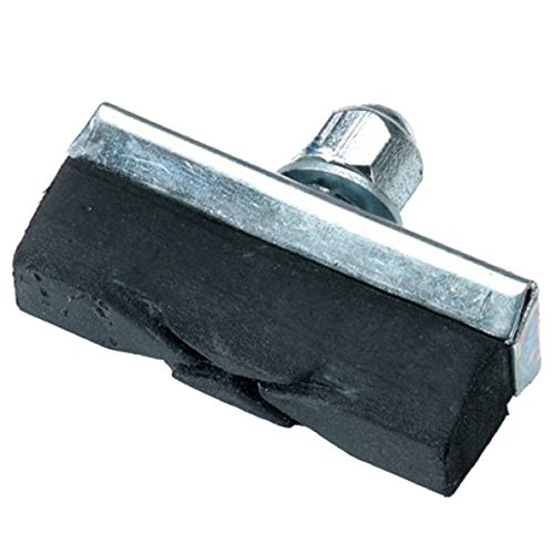 Prophete Bremsschuhe für Felgenbremse, schwarz, L