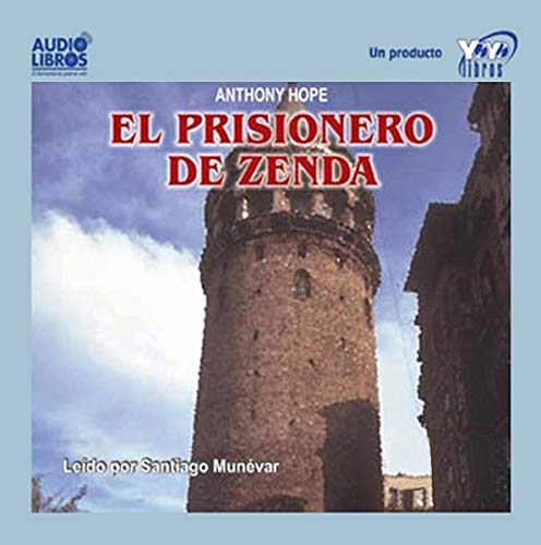El Prisionero de Zenda [The Prisoner of Zenda] cover art