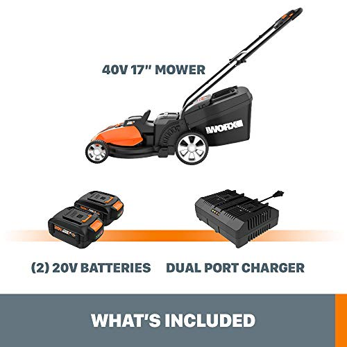WORX WG744 40V Power Share 4.0 Ah 17