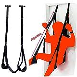 Se puede usar detrás de cualquier columpio de hebilla de puerta, columpio deportivo de interior, resistente y duradero