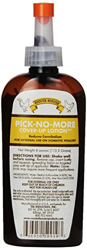 Rooster Booster Pick No More, 4-Ounce, One Size (038-50910)