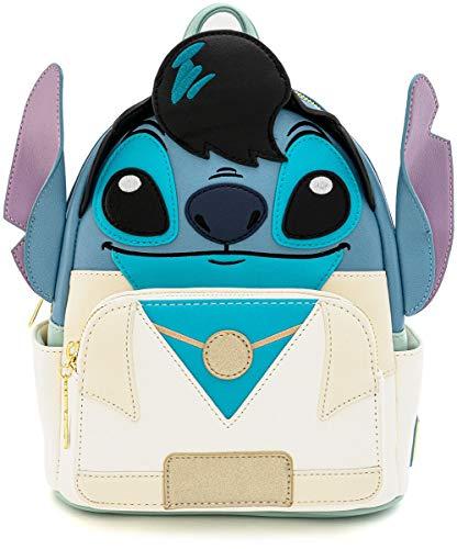 Loungefly Disney Elvis Stitch Cosplay Mini Backpack