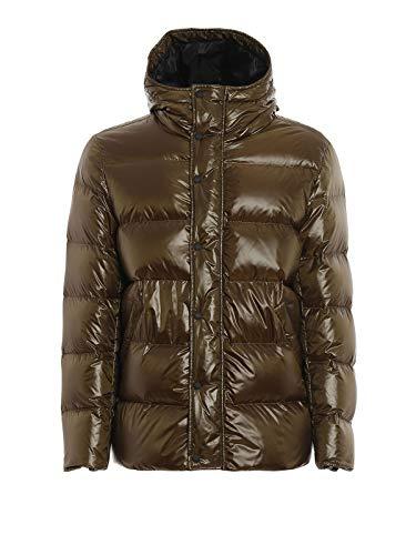 Hogan Luxury Fashion Uomo KJM36392050PVZV600 Verde Piumino | Autunno Inverno 19