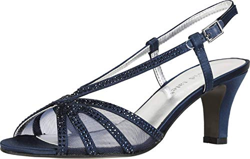 David Tate Refined Women's Sandal 8.5 B(M) US Navy