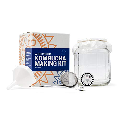 Everbru Kombucha Brewing Starter Kit