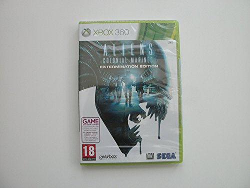 Aliens Colonial Marines GAME Extermination Edition Game XBOX 360