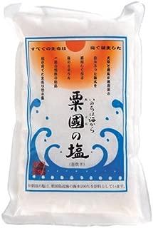 粟国の塩(釜炊き) 500g 10袋
