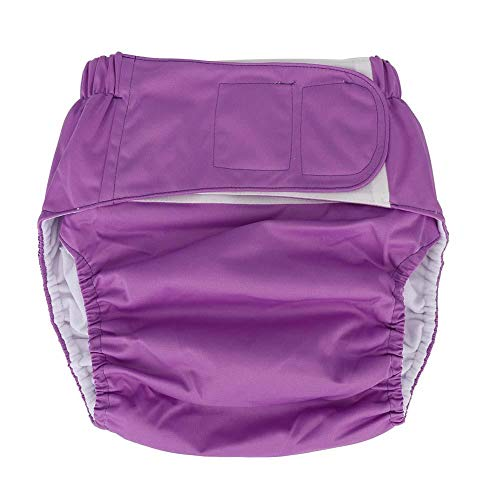 powerful Adult diapers, waterproof and reusable elderly incontinence diapers, underwear …