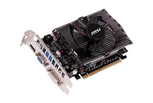 MSI GeForce GT 730 2048MB DDR3 128bit PCI-E x16 DV