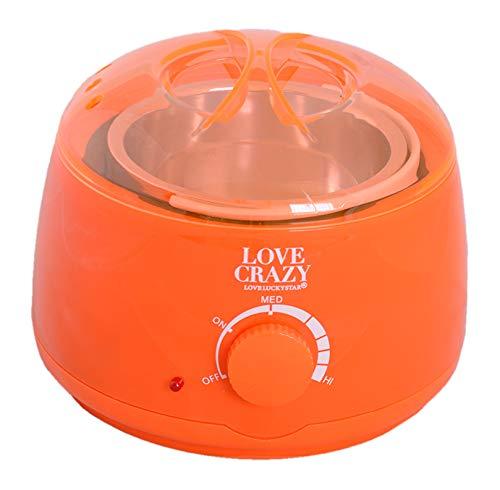 Calentador de Cera Eléctrico para la Depilación Profesional, 500ml n