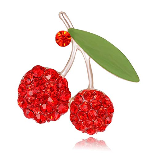 Safety Pins Safety Pin Brooches for Women Vintage Brooches for Women Poppy Brooch Crystal Brooch Vintage Brooch Women Brooch Pin Ladies Brooch
