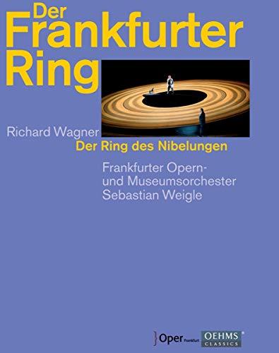Der Frankfurter Ring - Richard Wagner: Der Ring des Nibelungen [8 DVDs]