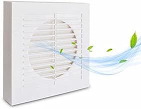 6 Inch 220V Mini Exhaust Fan Entilation Blower for Window Wall Kitchen Bathroom Toilet by AdvancedShop
