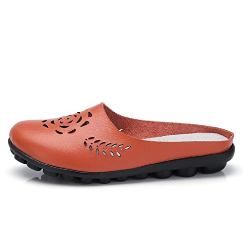 Covermason Zapatos Sandalias mujer verano 2018, mujer de Lady Flats Sandals