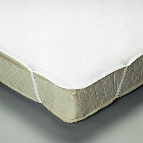 Erwin Müller Matratzenauflage weiß Größe 140x220 cm