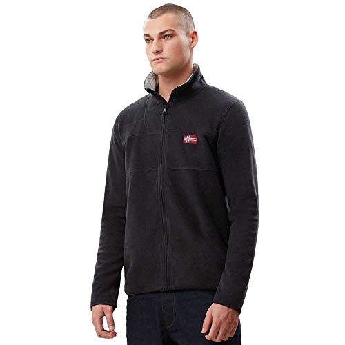 NAPAPIJRI Tamber Full Zip Fleece Large Black