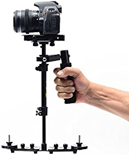 Glide Gear DNA 1000 Video Camera Stabilizer for DSLR/Mirrorless Cameras .5-3.5 lbs