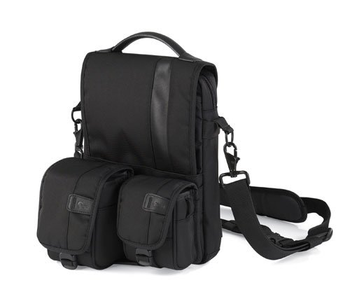 Lowepro Classified 100 AW Kit - Funda (900 g, 195 x 35 x 275 mm, 229 x 178 x 336 mm) Negro
