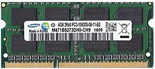 サムスン純正 PC3-10600(DDR3-1333) SO-DIMM 4GB 1.5V 204pin ノートPC用メモリ mac対応