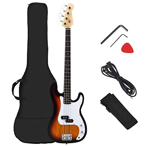 Top Bass Guitar Beginner Kits