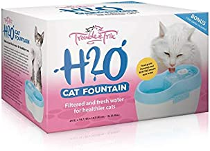 Trouble and Trix Cat Fountain,
