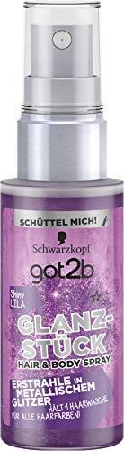 Schwarzkopf got2b Glanzstück Shiny Lila, 1er Pack (1 x 50 ml)