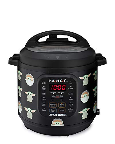Instant Pot Star Wars 6 Quart Duo 7-in-1 Pressure Cooker  $60 at Amazon