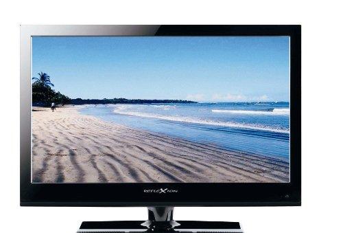 Reflexion LED1940 - Televisor LED (pantalla de 19 pulgadas / 48 cm, DVB-S, DVB-T, puerto USB, 230 V + 12 V, eficiencia energética B) [Importado de Alemania]