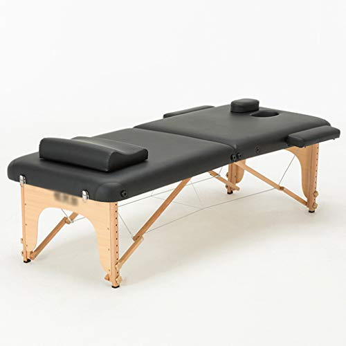 Lowest Price! YTIG Portable Massage Table, Folding Beauty Couch Bed, Lightweight Couch Bed, Adjustab...