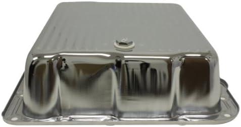 Chevy GM 700R4-4L60E-4L65E OFFicial Boston Mall shop Steel Transmission Pan - Sump Deep