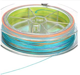 8 Strands 100M Braided Fishing Line Super Strong Fishing Lines Sea Fishing Thread Fishing Line