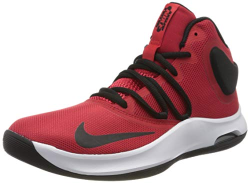 Nike Unisex-Erwachsene Air Versitile Iv Basketballschuhe, Mehrfarbig (University Red/Black/White 600), 44 EU