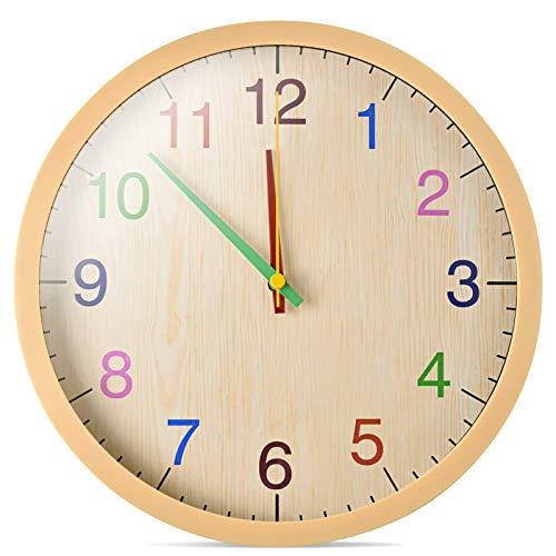 yaoyao Muur Klokken Voor Thuis Stille Wandklok Woonkamer Wandhorloges Home Decor Paw Patrol Keuken Klokken Home Horloge Mechanisme Mooie En Prachtige Unieke Stijl