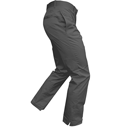 Callaway - Chev Tech II - Pantalon long de golf - Homme - gris - Taille: 40-34