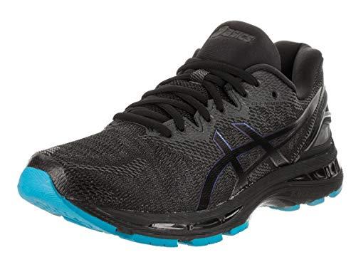 ASICS Zapatillas de running Gel-Nimbus 20 Lite-Show para hombre, negro (Negro/Negro), 40.5 EU