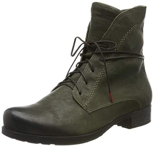 Think! Damen Denk_585012 Desert Boots, Grün (Rosmarin 64), 38 EU