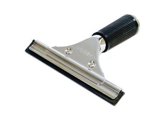 GBPro RVS raamwisser, trekker (raamtrekker) met rubberen lip 15 cm