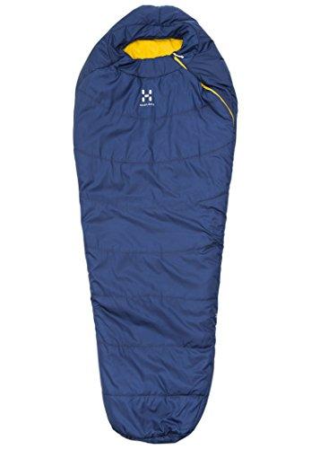 Haglöfs Tarius-5 Schlafsack, Unisex für Erwachsene, Unisex, HA415040, Blau (Hurricane Blue), 190R