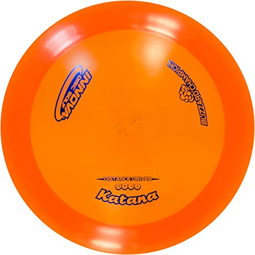 Innova - Champion Discs Blizzard Champion Katana Golf Disc, 140-150gm (Colors may vary)