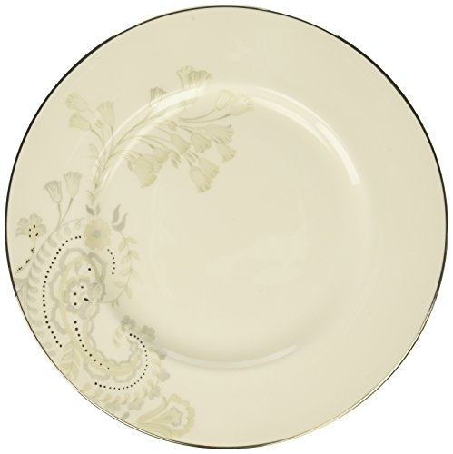 Lenox Marchesa Paisley Bloom Accent Plate