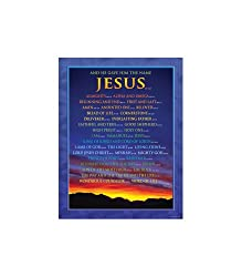 Names of Jesus Poster