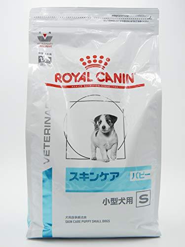 ロイヤルカナン ドッグフード スキンケア パピー 小型犬用 S 3kg